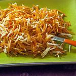 recette Salade de carottes et radis noir