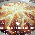 recette Gâteau à la noix de coco léger facile et rapide
