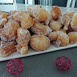 recette Beignets au sucre
