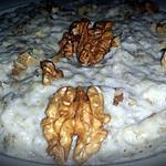 recette Yaourt à l'aubergine - Borani Bademjan