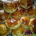 recette PETITS PATES ANTILLAIS