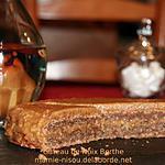 recette Gâteau de Noix Berthe