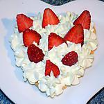 recette Tarte fraise pistache dukan (conso)