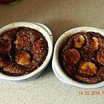 recette Clafoutis bananes chocolat