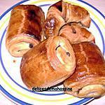 recette pains au chocolat et croissants