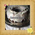 recette Gâteau au yaourt glaçage citron (farine de gruau)
