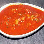 recette Sauce crevettes (compatible dukan)