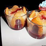 recette Lulu Barquette en verrine