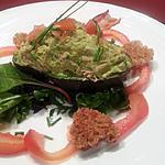 recette Avocats farcis au thon, tomate et Tabasco