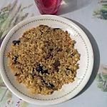 recette Risotto au safran et au bolets