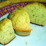 recette Muffins au pAndAn !! Très Original