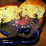 recette cake moelleux aux raisins sans gluten