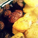 recette Cupcakes/Muffins Chocolat ou yaourt.