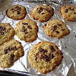 recette cookies et gateau chocolat