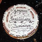 recette GATEAU MASCARPONE /FRAISE