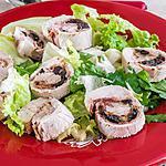 recette Escalopes de poulet aux pruneaux