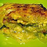 recette tartifflette au saumon fumés