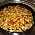 recette Gratin de pommes de terre et saumon fumé