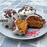 recette Carrot muffins