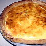 recette Tarte à l'angélique et au fromage blanc