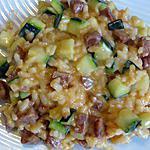 recette risotto au micro-ondes