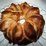 recette Gâteau aux pommes Alsacien allégé