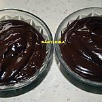 """recette Danette au chocolat version """"anti-cholestérol"""""""