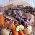 recette ragout de porc,jarets,pieds,queues,oreilles