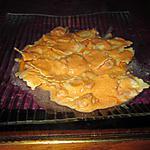 recette raviolis chorizo