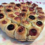 recette Cœur de saucisses feuilleté