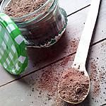 recette Chocolat en poudre maison