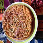 recette Quiche sans pâte