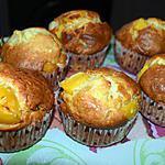 recette MUFFINS TUTTI FRUTTI