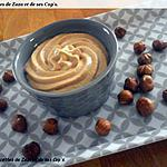 recette Mousse au praliné de Zaza.