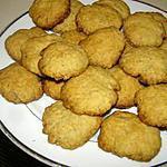 recette Gâteaux secs à l'anis