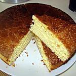 recette Bolo de Laranja (Gâteau simple à l'orange)