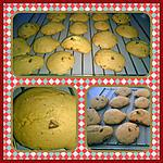 recette Cookies a ma facon !!!!