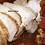 recette Rôti de porc à la mexicaine allégé