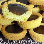 recette Palets bretons chocolat & caramel beurre salé