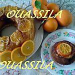 recette Gâteau à l'orange caramelisé