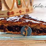 recette galettes des rois au chocolat et fève tonka