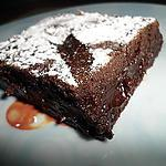 recette Fondant au chocolat de PaPa gourmand