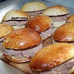 recette Navettes, mini brochettes, verrines, tartelettes et leurs garnitures