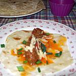 recette Boulettes à la mexicaine