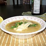 recette Soupe wonton vraiment maison