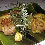 recette Mes pommes de terre préférées aux herbes thym & romarin
