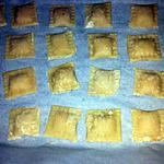 recette Raviolis fait maison farcies au chorizo et parmesan
