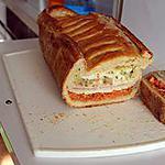 recette pain brioché aux légumes