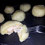 recette Kroppkakor suédois (boulettes de pomme de terre farcis)