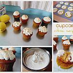recette Cupcakes citron meringué